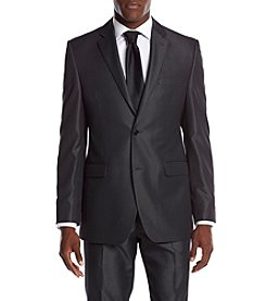 Perry Ellis® Men's Slim Fit Twill Suit Seperates Jacket