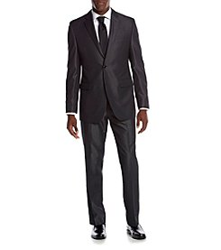 Perry Ellis® Men's Slim Fit Twill Suit Separates