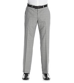 Perry Ellis® Men's Slim Fit Plaid Suit Separates Pants