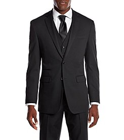 Perry Ellis® Men's Slim Fit Solid Suit Seperates Jacket