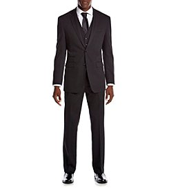 Perry Ellis® Men's Slim Fit Solid Suit Separates