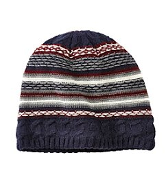 John Bartlett Statements Men's Knit Hat With Fleece Lining