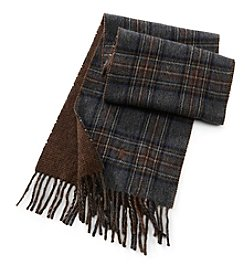 Polo Ralph Lauren® Reversible Plaid Scarf