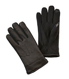 Polo Ralph Lauren® Men's Deerskin Hybrid Touch Glove