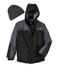 Hawke & Co. Boys' 8-20 Vestee Parka Jacket With Hat