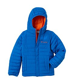 Columbia Boys' 4-20 Powder Lite™ Puffer Jacket
