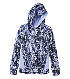 Exertek® Girls' 7-16 Abstract Fleece Pullover Hoodie