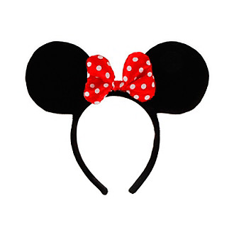 Disney® Minnie Mouse® Ears Headband