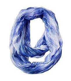Cejon® Space Dye Linear Print Scarf
