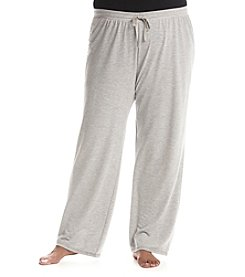 KN Karen Neuburger Plus Size Live Love Lounge Sweat Pants