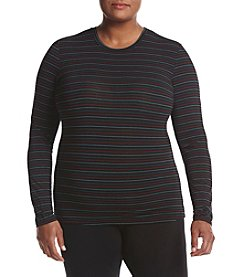 Cuddl Duds® Plus Size Softwear Stretch Top