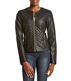 Cole Haan® Quilted Scuba Jacket