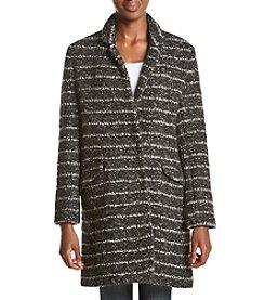 Vera Wang® Coco Boyfriend Coat