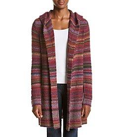 Ruff Hewn Hooded Sweater Cardigan