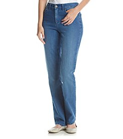 Jones New York® Lexington Straight Leg Jeans