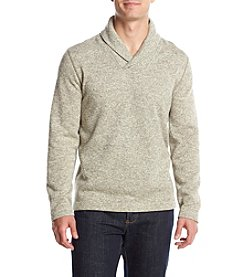 Van Heusen® Men's Long Sleeve Shawl Collar Sweater