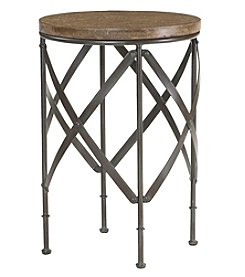 Hammary® Hidden Treasures Round Metal Table