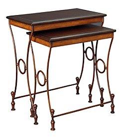 Hammary® Hidden Treasures Nesting Tables