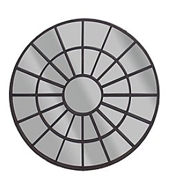 Sheffield Home® Round Patina Mirror
