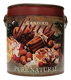 A Cheerful Giver Farm Fresh Collection 20-oz. Candied Fruit Candle