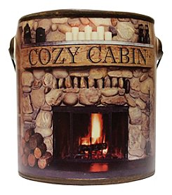 A Cheerful Giver Farm Fresh Collection 20-oz. Cozy Cabin Candle