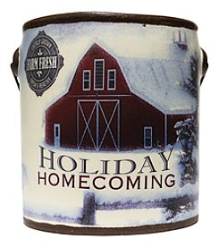 A Cheerful Giver Farm Fresh Collection 20-oz. Holiday Homecoming Candle
