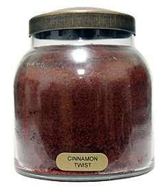 A Cheerful Giver Cinnamon Twist 34oz. Papa Jar Candle