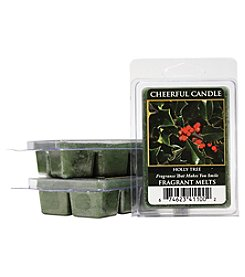 A Cheerful Giver Holly Tree Fragrant Melts