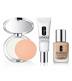 Clinique Flawless Foundation Kit - Superbalanced Silk Makeup SPF 15