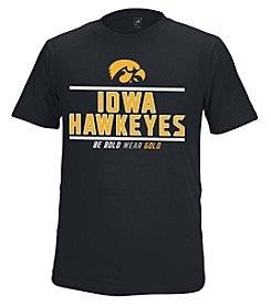 J. America NCAA® Iowa Hawkeyes Men's Choice Short Sleeve Tee