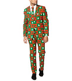 OppoSuits Men's Treemendous Suit
