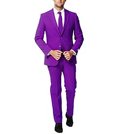 OppoSuits Men's Purple Prince Suit