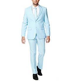 OppoSuits Men's Cool Blue Suit