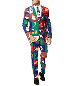 OppoSuits Men's Quilty Pleasure Suit