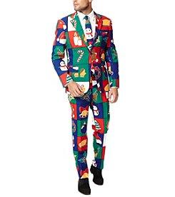 OppoSuits Men's Quilty Pleasure Suit