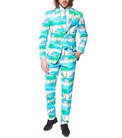 OppoSuits Men's Flaminguy Suit