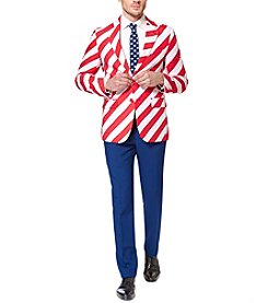 OppoSuits Men's United Stripes Suit