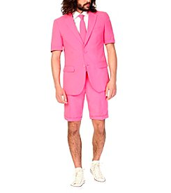 OppoSuits Men's Mr. Pink Summer Suit