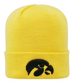 Top of the World® NCAA® Iowa Hawkeyes Men's Tow Cuff Hat