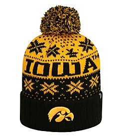 Top of the World® NCAA® Iowa Hawkeyes Men's Subartic Knit Hat