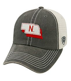 Top of the World® Men's NCAA® University Of Nebraska United Hat