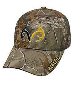NCAA® University Of Iowa Xtra Real Tree Hat