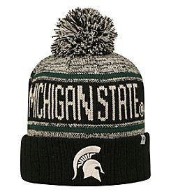 Top of the World® NCAA® Michigan State Spartans Men's Acid Rain Knit Hat