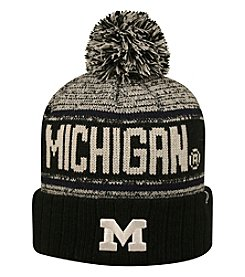 Top of the World® NCAA® Michigan Wolverines Men's Acid Rain Knit Hat