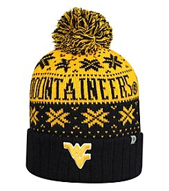 Top of the World® NCAA® West Virginia Mountaineers Men's Subarctic Knit Hat