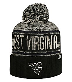 Top of the World® NCAA® West Virginia Mountaineers Men's Acid Rain Knit Hat