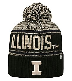 Top of the World® NCAA® Illinois Fightin Illini Men's Acid Rain Knit Hat