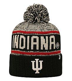 Top of the World® NCAA® Indiana Hoosiers Men's Acid Rain Knit Hat