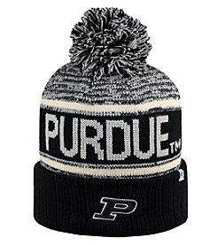 Top of the World® NCAA® Purdue Boilermakers Men's Acid Rain Knit Hat
