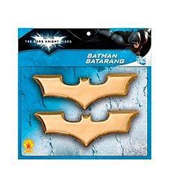 DC Comics® Batman: The Dark Knight Rises Batarangs